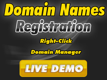 Half-priced domain registration & transfer service providers